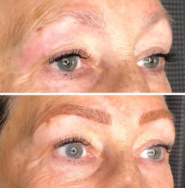 3D Microblading - Hello Gorgeous Blowouts in Rockwall, TX